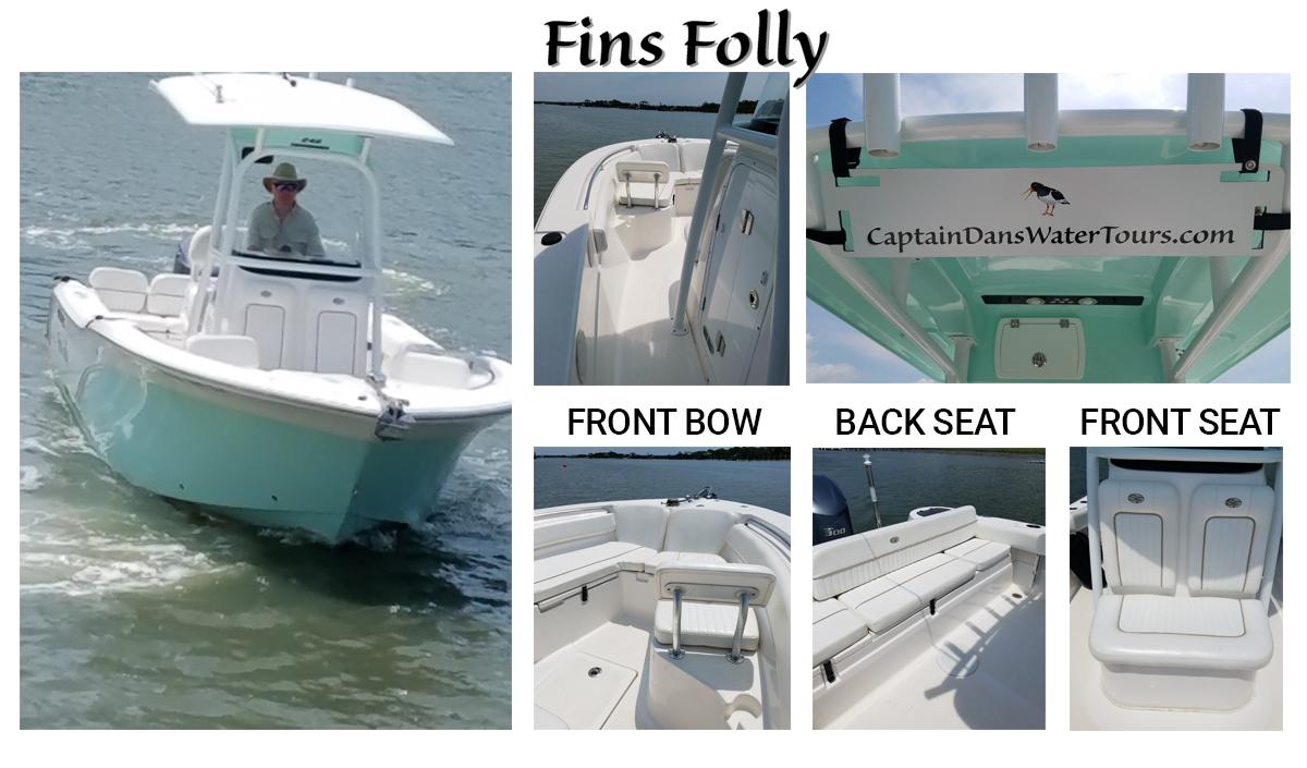 Charleston Water Tours | Charleston Boating | Harbour Tours